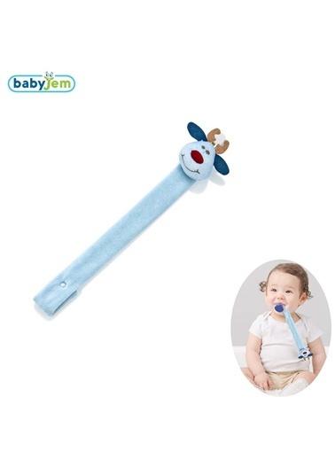 Baby Jem Babyjem Emzik Tutacağı  Mavi